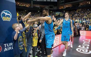 Alba slavi plasman u finale BBL-a i u Evroligu