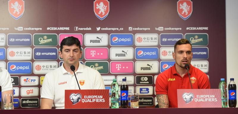 Miodrag Džudović i Marko Vešović