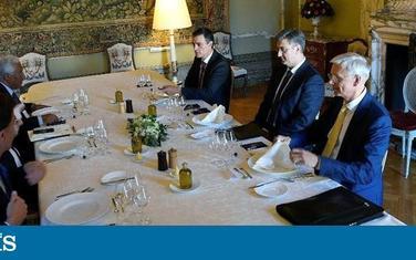 Neformalni sastanak šestorice premijera