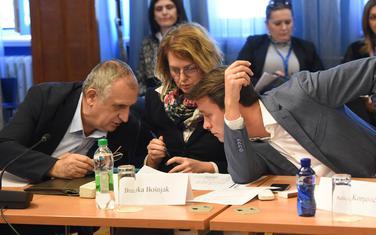 Teško da će biti izbora bez tehničke vlade: Bulatović i Konjević na Odboru za reformu izbornih zakona -