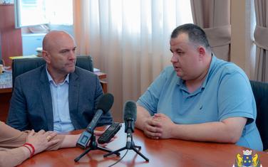 Povećaće saradnju: Carević i Novaković