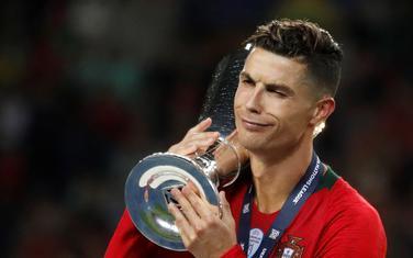 Još jedan trofej u nizu za Kristijana Ronalda