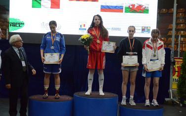 Bojana Gojković drugu godinu zaredom na vrhu podijuma