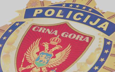 Crnogorska policija (Ilustracija)
