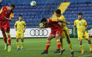 Loš start U21 reprezentacije