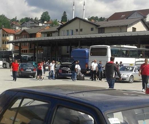 Hoće li se ponoviti slike iz 2015: Autobuska stanica u Rožajama