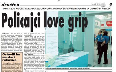 Vijesti, 12. jun 2009.