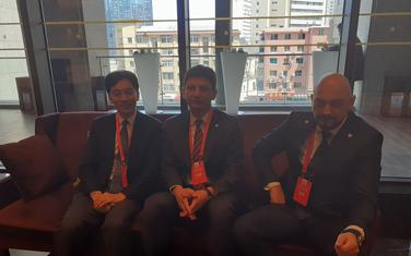 CEEC sastanak pokrajinskih guvernera u Kini