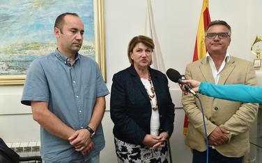 Marija Vučinović u radnoj posjeti
