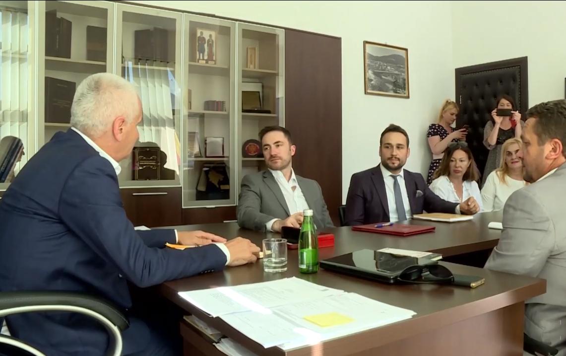 Bogdanović u posjeti Mojkovcu