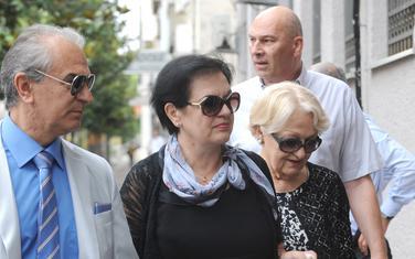 Suđenje trajalo pet godina: Milka Ljumović i Bosa Tatar sa advokatima