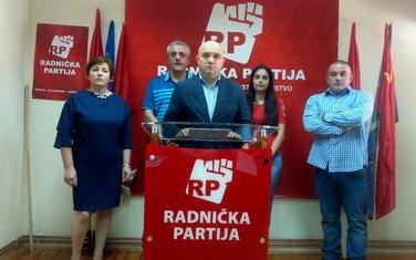 Radnička partija