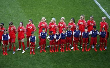 Američka ženska fudbalska reprezentacija