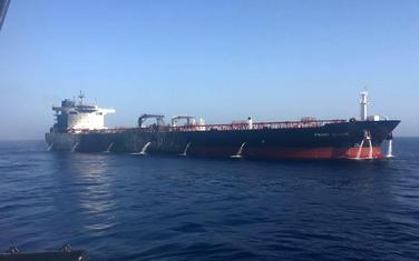 Napadnuti tanker
