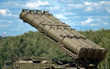 Ruski S-400 antiraketni sistemi: ilustracija