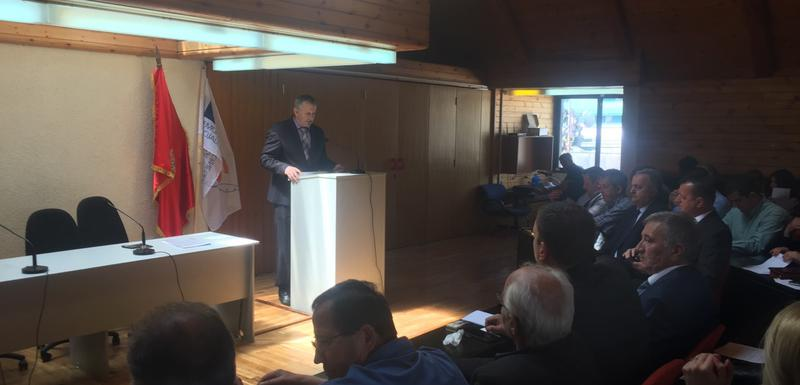 Izborna konferencija DPS na Žabljaku