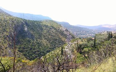 Kanjon rijeke Bunar
