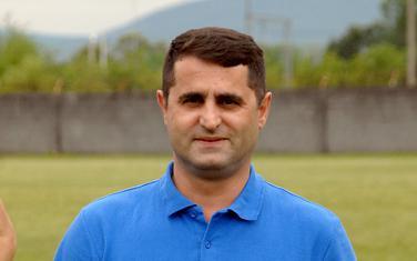 Marko Marković, trener Drezge