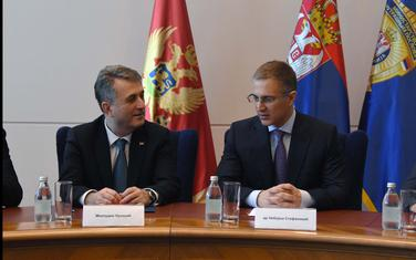 Mevludin Huhodžić i Nebojša Stefanović