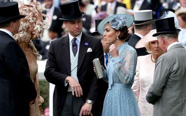 Princ Vilijam i vojvotkinja Kejt Midlton