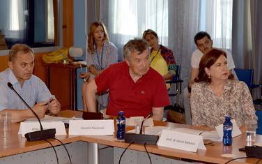 Predloženi za izbor zavise i od opozicije: Hadrović, Racković i Ratković
