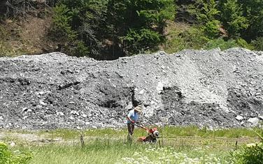 MANS: CRBC nelegalno odlaže otpad na poljoprivrednom zemljištu uz Drcku