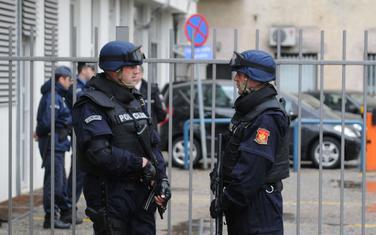 Policija ispred Specijalnog tužilaštva (ilustracija)