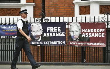 Švedska želi da ispita Asanža zbog navodnog silovanja 2010. godine