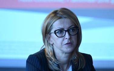 Ministarka javne uprave, Suzana Pribilović