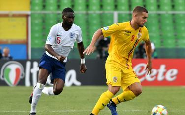 Sa utakmice Engleska - Rumunija