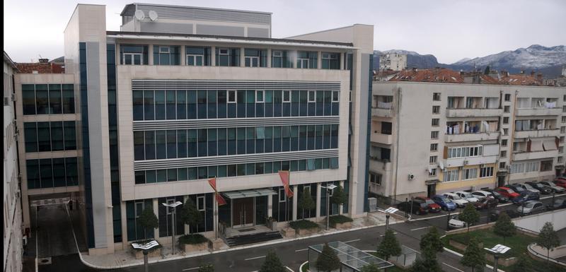 Zgrada Vlade Crne Gore
