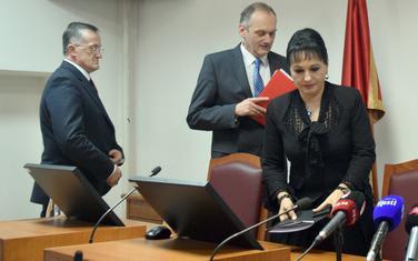 O imunitetima odlučivali Viši i Apelacioni sud: Mušika Dujović, Boris Savić i Vesna Medenica