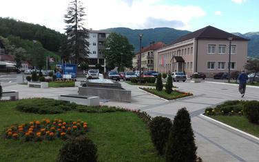 Andrijevica, novi trg
