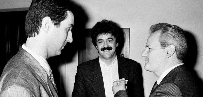 Ne osjećaju se odgovornima - Đukanović i Bulatović sa Miloševićem 1988