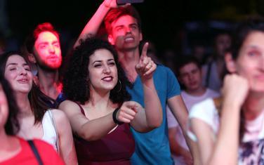 Publika uživala u drugoj večeri City Groove festivala