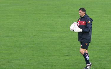 Devet godina bio trener reprezentacije: Dragoje Leković