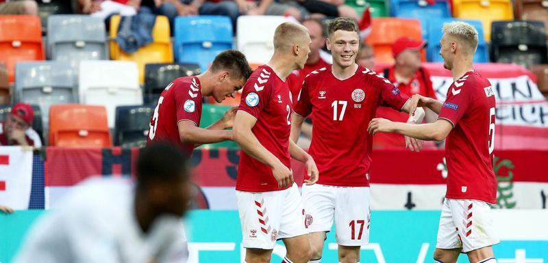 Fudbaleri Danske