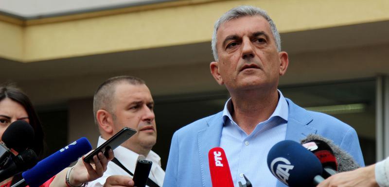 DIK i Ustavni sud odbili žalbe na naregularnost predsjedničkih izbora: Bojanić
