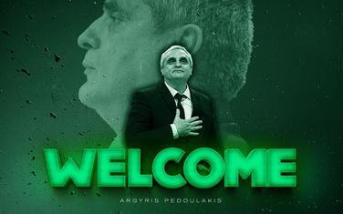 Dobrodošlica za Pedulakisa
