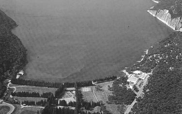 Valdanos nekada kao uređeno vojno odmaralište