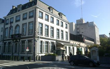 Ambasada SAD u Briselu