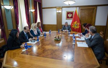"""Sastanak predstavnika """"Igmanske inicijative"""", Skupštine i Ministarstva rada"""