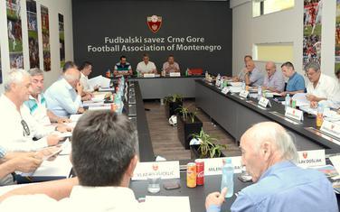 Sjednica IO održana je u Kući fudbala
