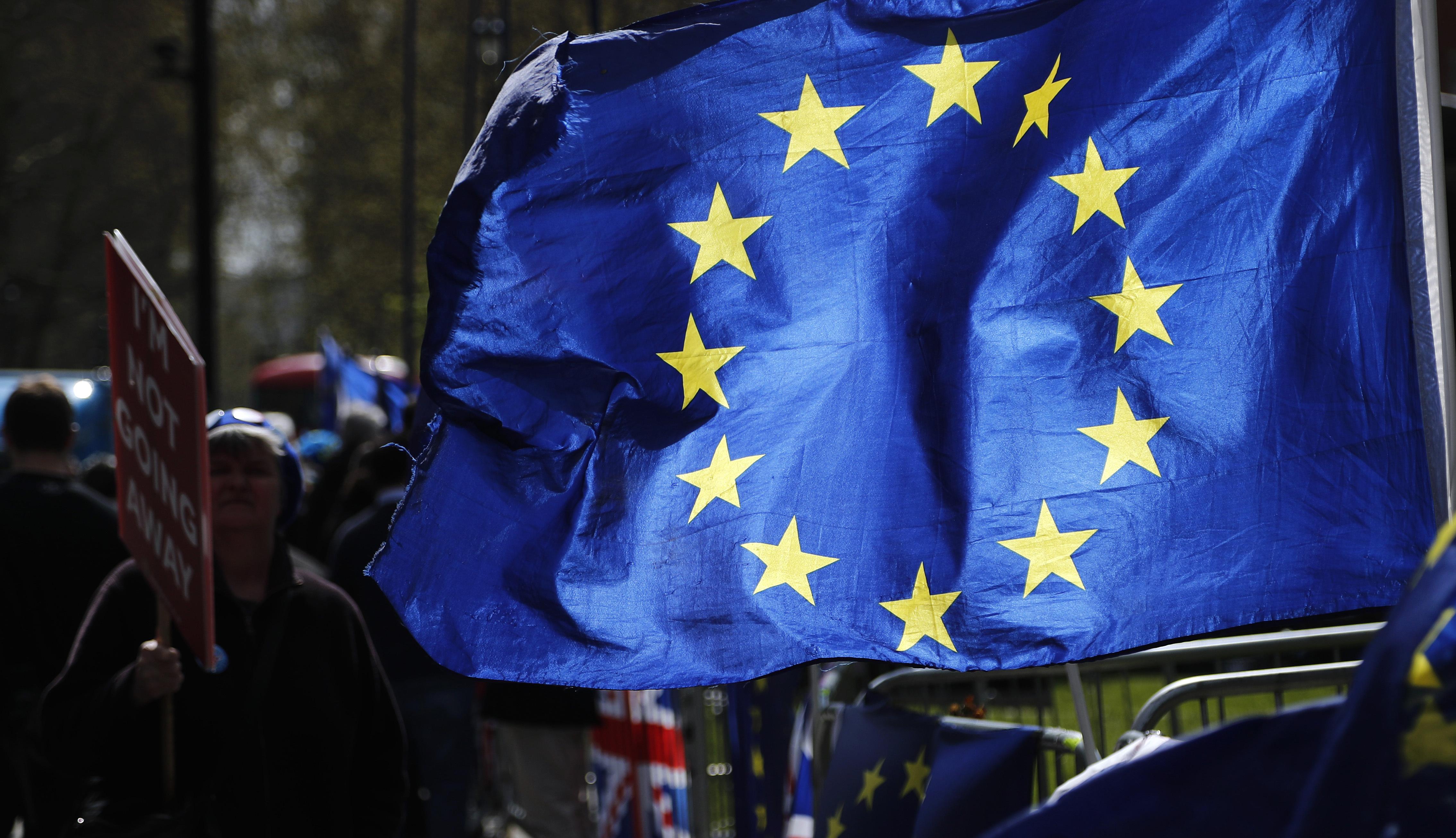 Zastava Evropske unije: Ilustracija