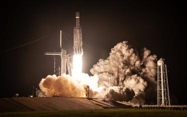 Lansiranje Falcon Heavy