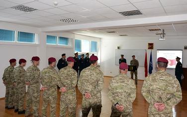 Sa dočeka crnogorskih vojnika