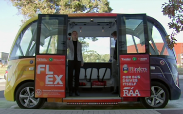 Samoupravljajući autobus