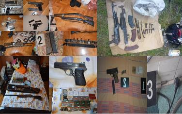 Oduzeto oružje u Podgorici