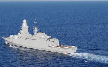 """Raktena fregata F-597 """"Antonio Marceglia"""""""