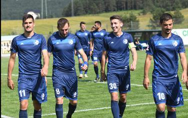Fudbaleri Sutjeske na pripremama na Zlatiboru